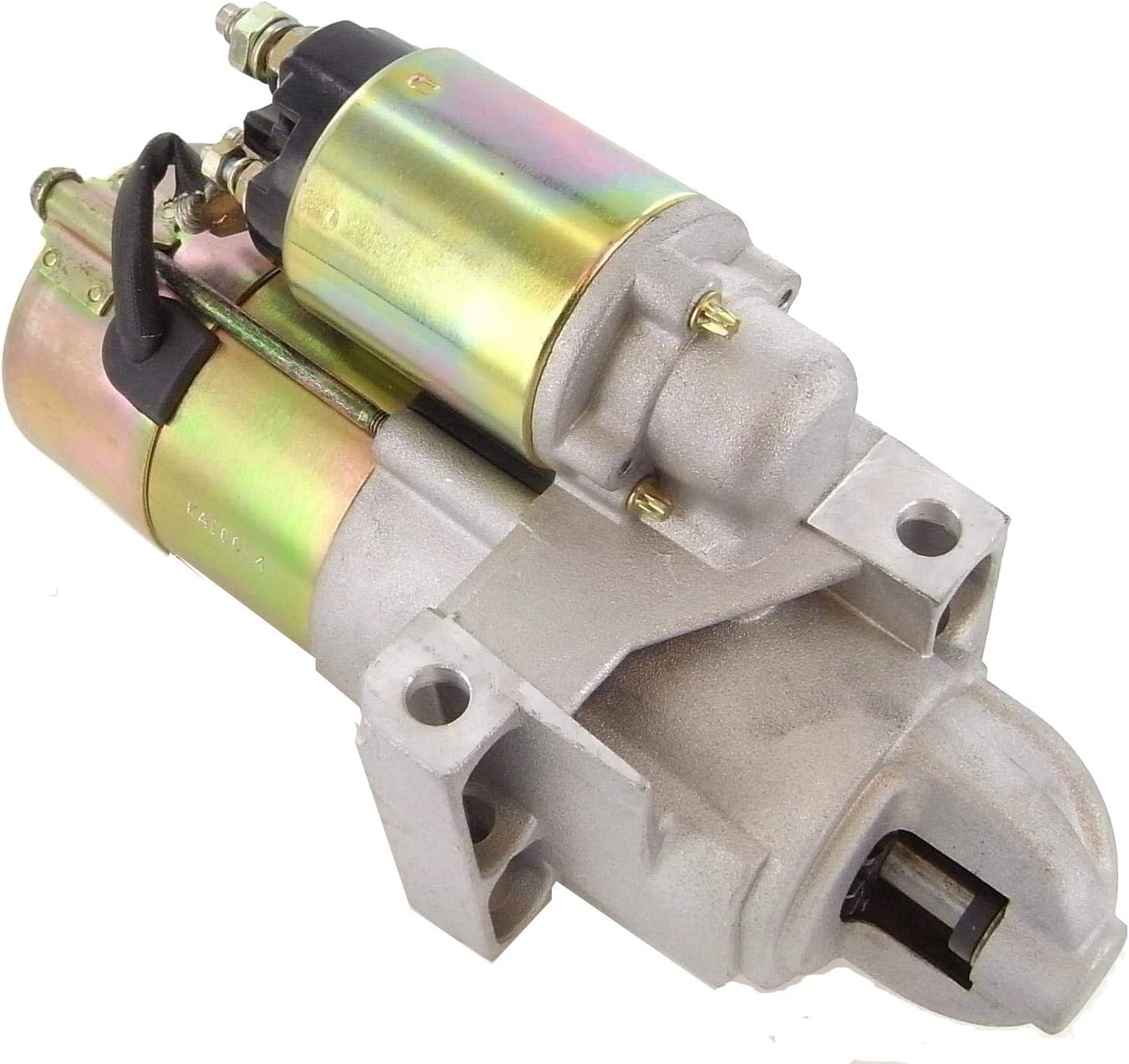 High Torque Mini PMGR Starter Chevy Big /& Small Block 305 350 454 168 Tooth Flywheel