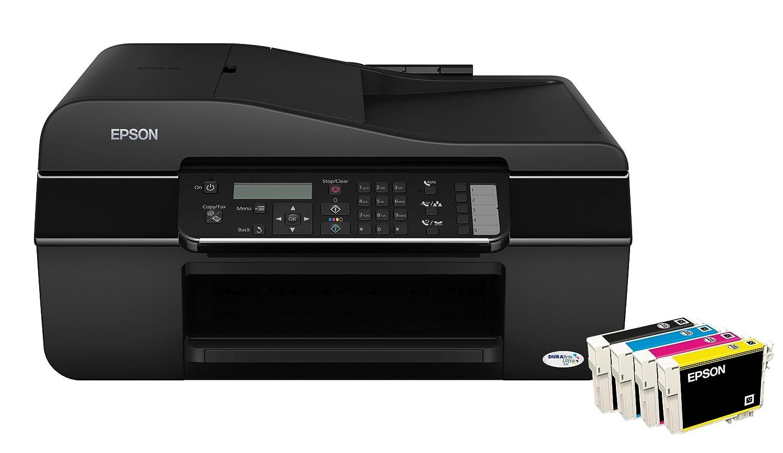 Epson Stylus Office Bx 305 F - Impresora multifunción de Tinta ...