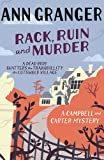 Rack, Ruin and Murder: Campbell & Carter Mystery 2 (Campbell and Carter)