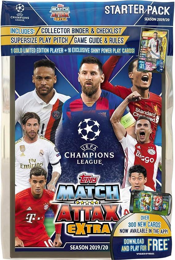 Match Attax Champions League 2019//20 Extra Sergio reguilon Super Boost Carte