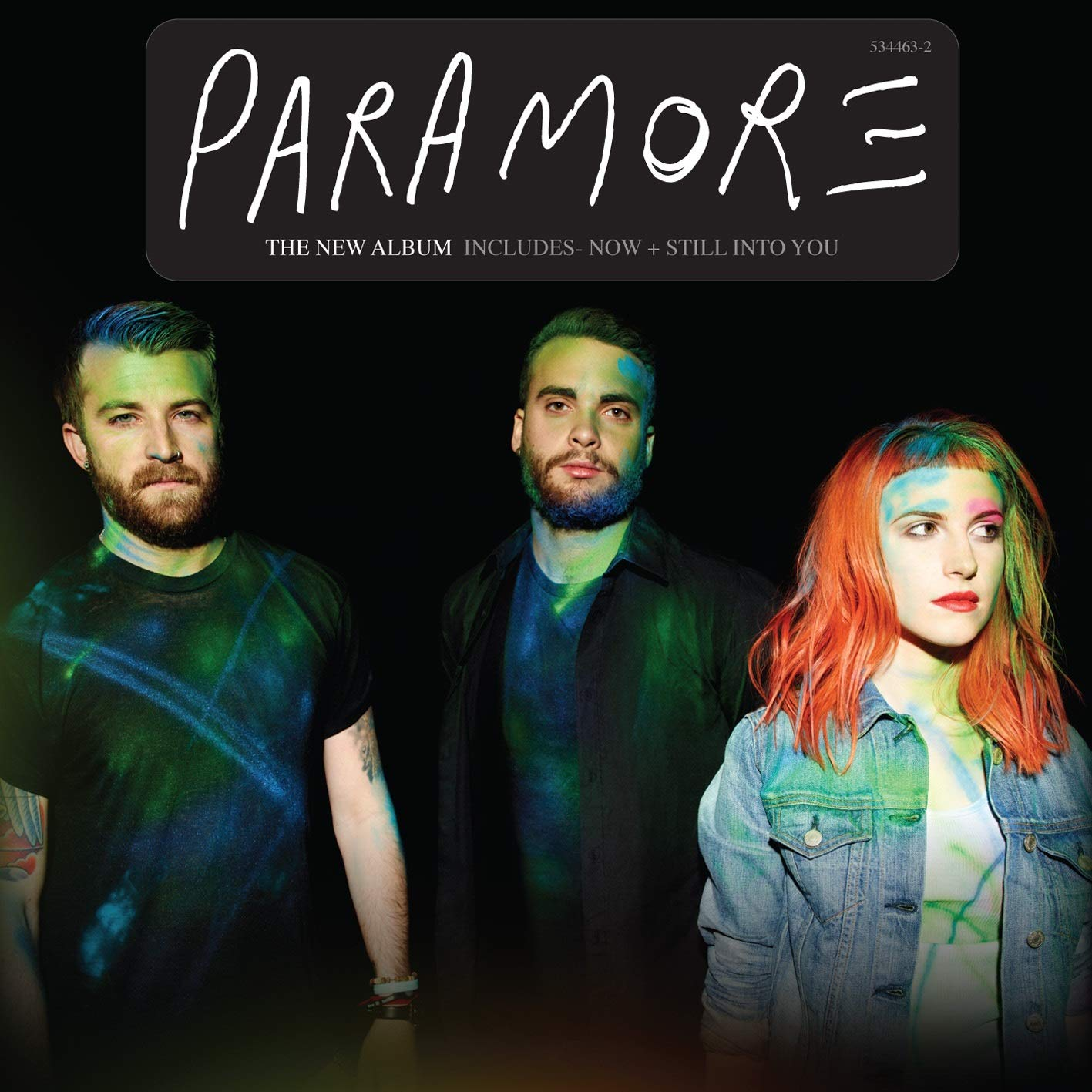 PARAMORE 2013 DOWNLOAD GRATUITO DISCOGRAFIA