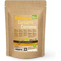 NATURACEREAL Cúrcuma Orgánica en polvo 1kg -  