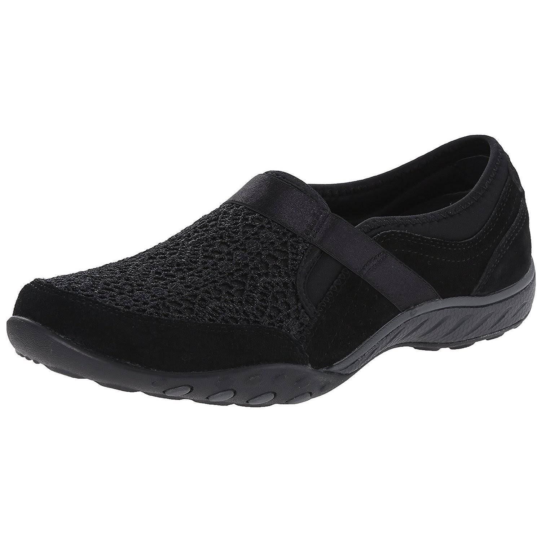 Skechers Frauen Leder Loafers  41 EU / 9.5 US Frauen Black