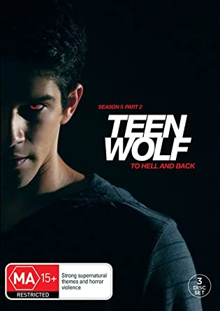 Amazon Com Teen Wolf Season 5 Part 2 Holland Roden Tyler Posey Dylan O Brien Linden Ashby Movies Tv