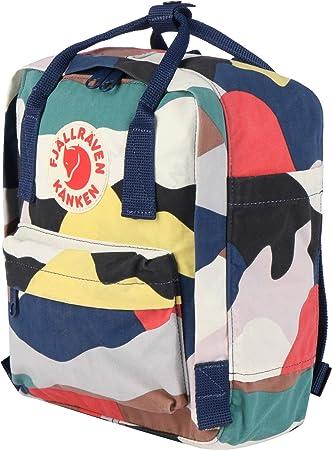 34a6cd6bac4 Fjällräven Backpack Kanken Art Mini 7 l Polyester: Amazon.co.uk ...