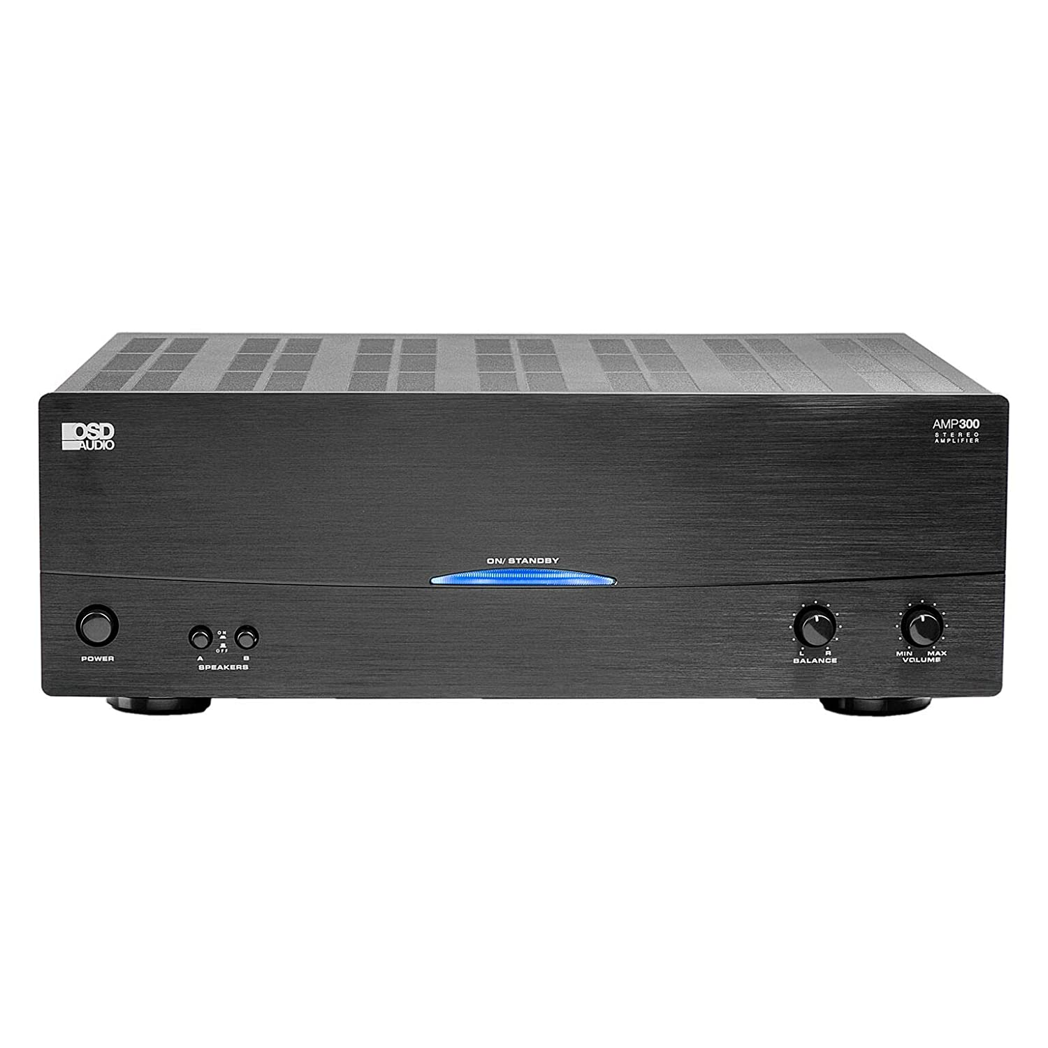 Osd Amp300 Class A B Toroidal Power High Current 2 Ohms Stable Stereo Bridgeable 350w Amplifier Dual Sourcing And Speaker Level Input Audio Circuit Explanation Diagram Source Home