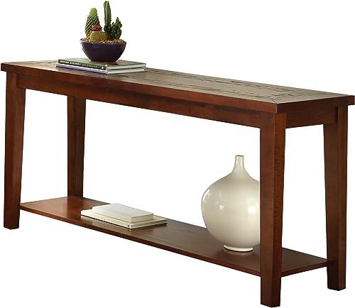 Steve Silver Company Davenport Sofa Table, 56 x 19 x 30