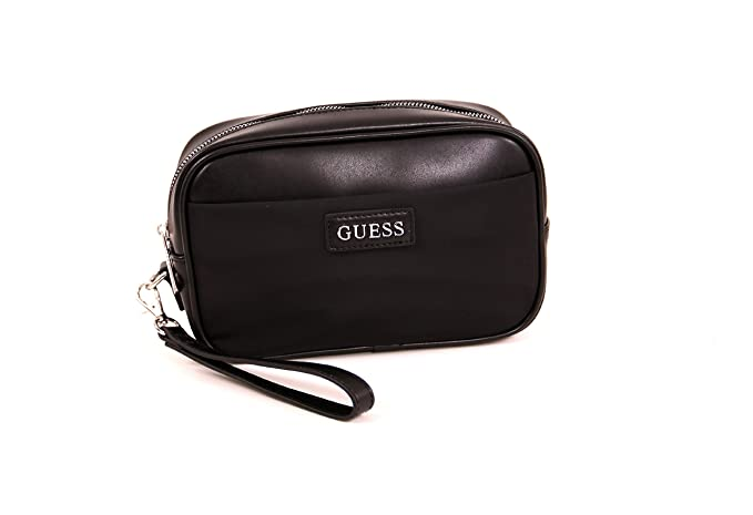 Guess BORSA UOMO HM6902 PL201 BEAUTY NERO: Amazon.it: Scarpe