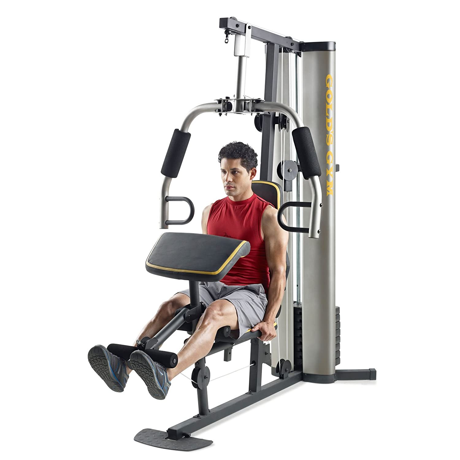 Amazon.com : Gold's Gym GGSY29013 XRS 55 Home Gym System : Sports & Outdoors