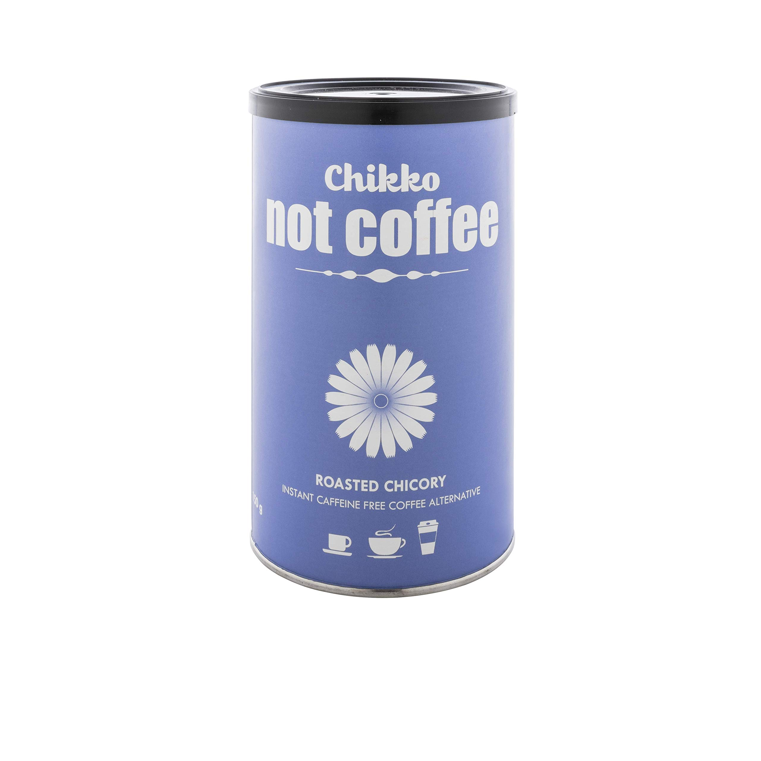 Chikko Not Coffee 100% Roasted Organic Chicory 150g