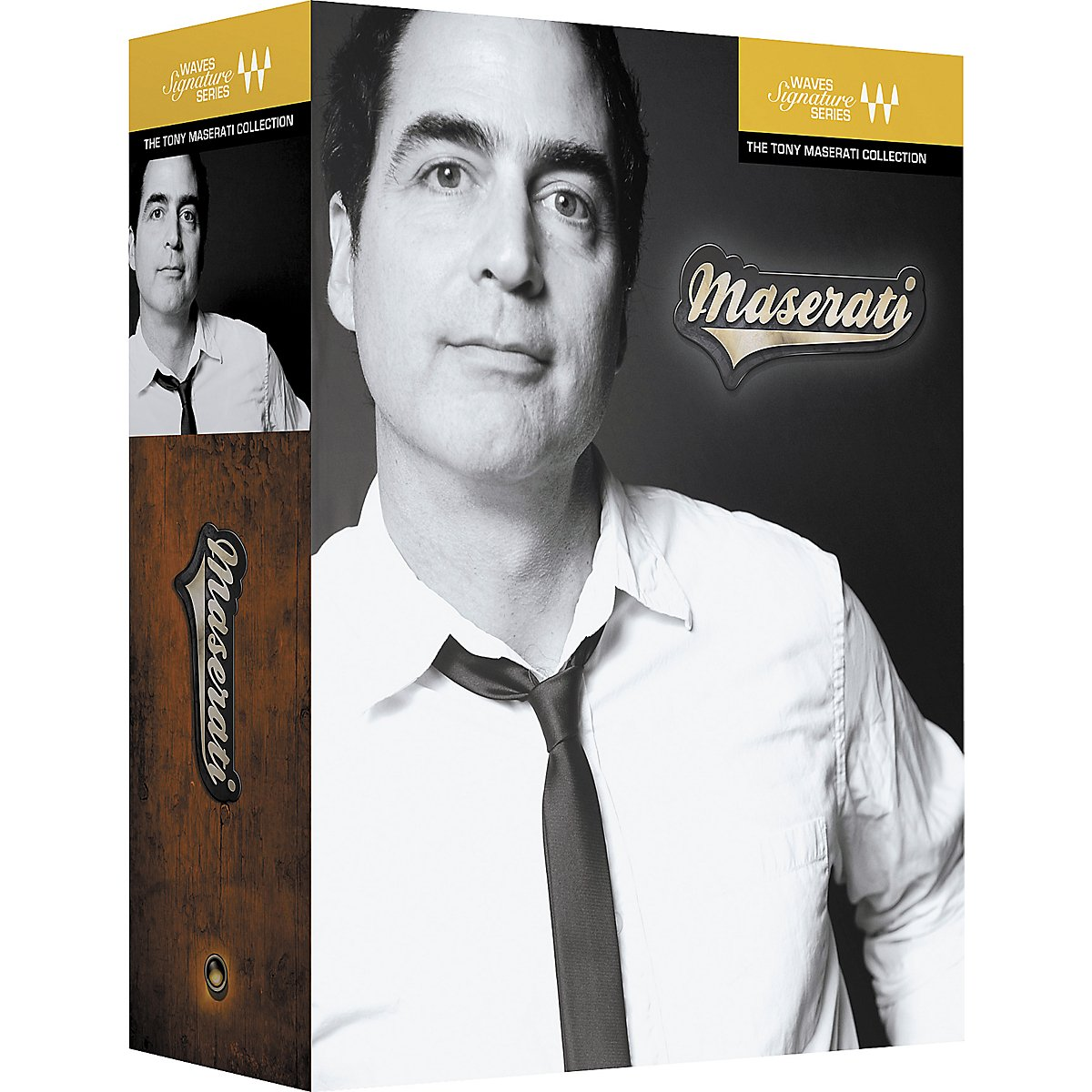 Amazon.com: Waves Tony Maserati Artist Signature Collection: