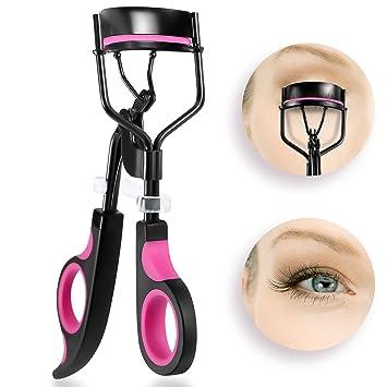 BESTOPE Eyelash Curler Professioner Lash Curler with Silicone ...