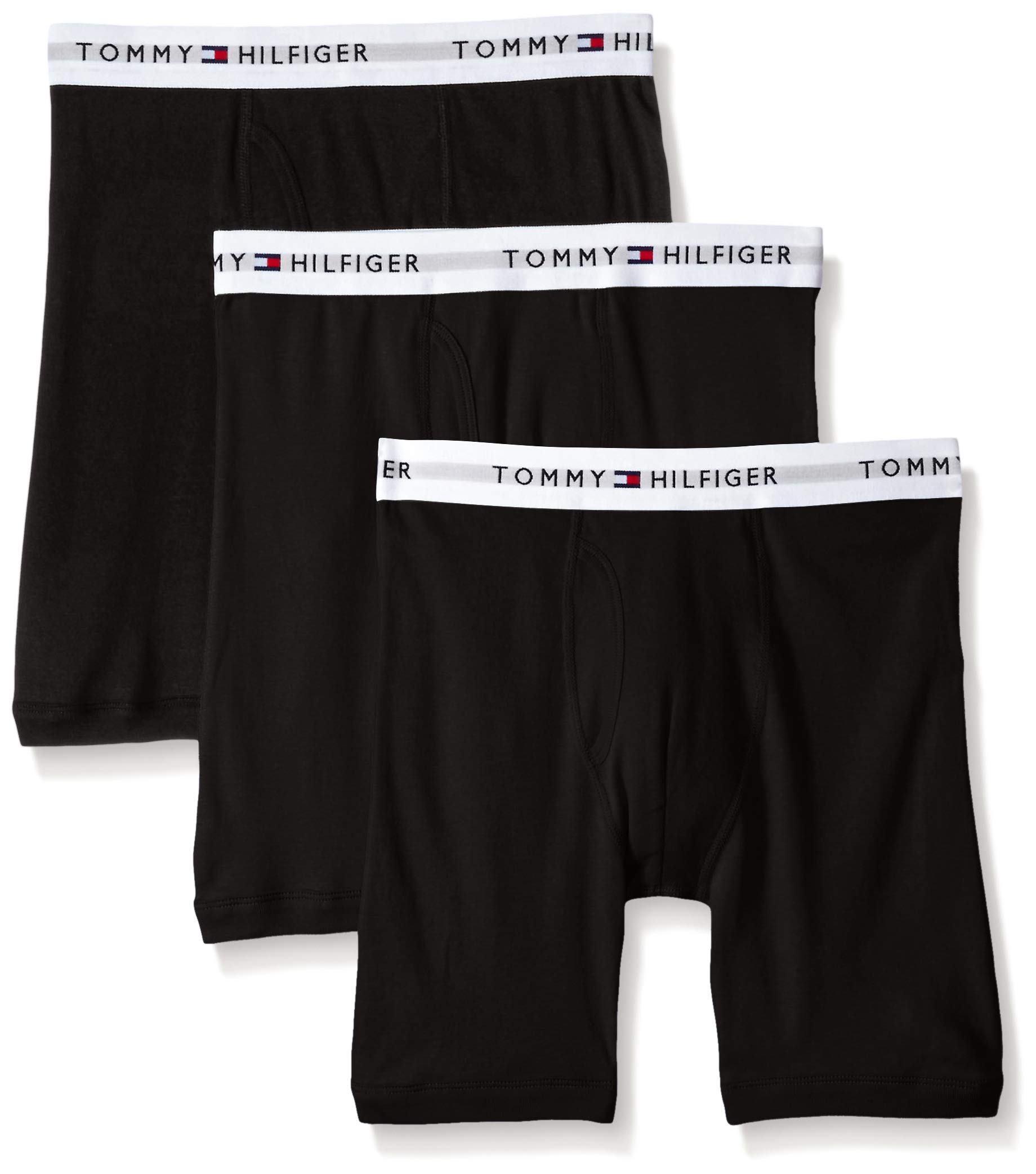Tommy Hilfiger Men's Underwear 3 Pack Cotton