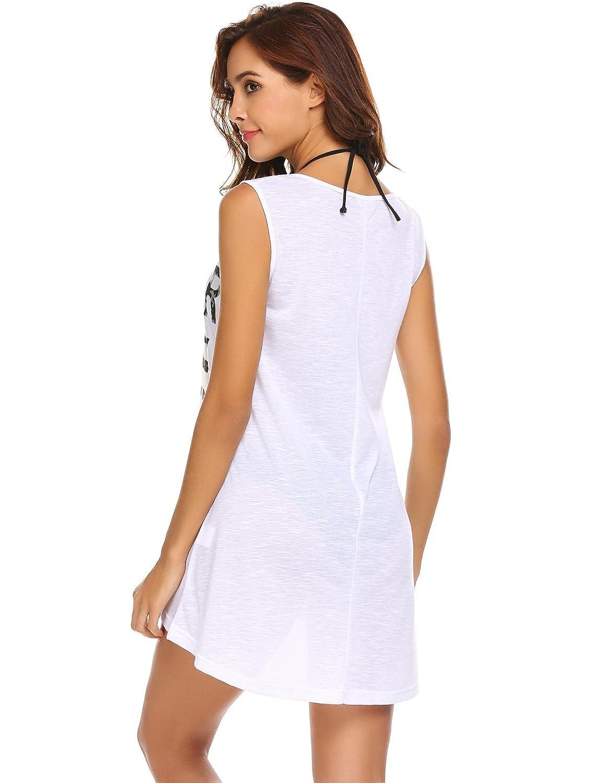 5a9463f06074 Vansop Women's Tunic Tops Beach Wear Bikini Cover up Bathing Suit Swimwear  Crochet Beach Dress(White XXL) at Amazon Women's Clothing store: