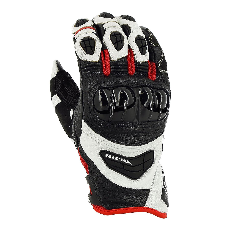 Richa Stealth Motorcycle Gloves Black