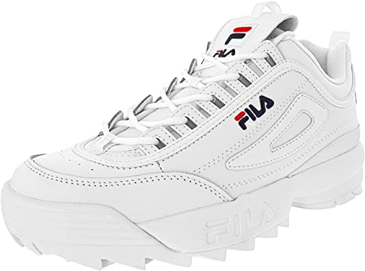 Fila Men's Disruptor 3 Trainers, White