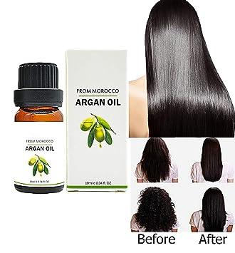 Amazon.com: Oil 10ML Moisturizing professional dry damaged hair ...