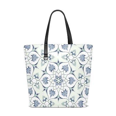Amazon.com: giovanior tradicional árabe floral bolsa de ...