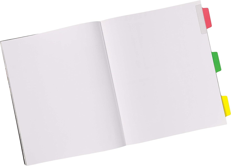 Avery Margin Tabs Index Tab 2.5 x 1 74867
