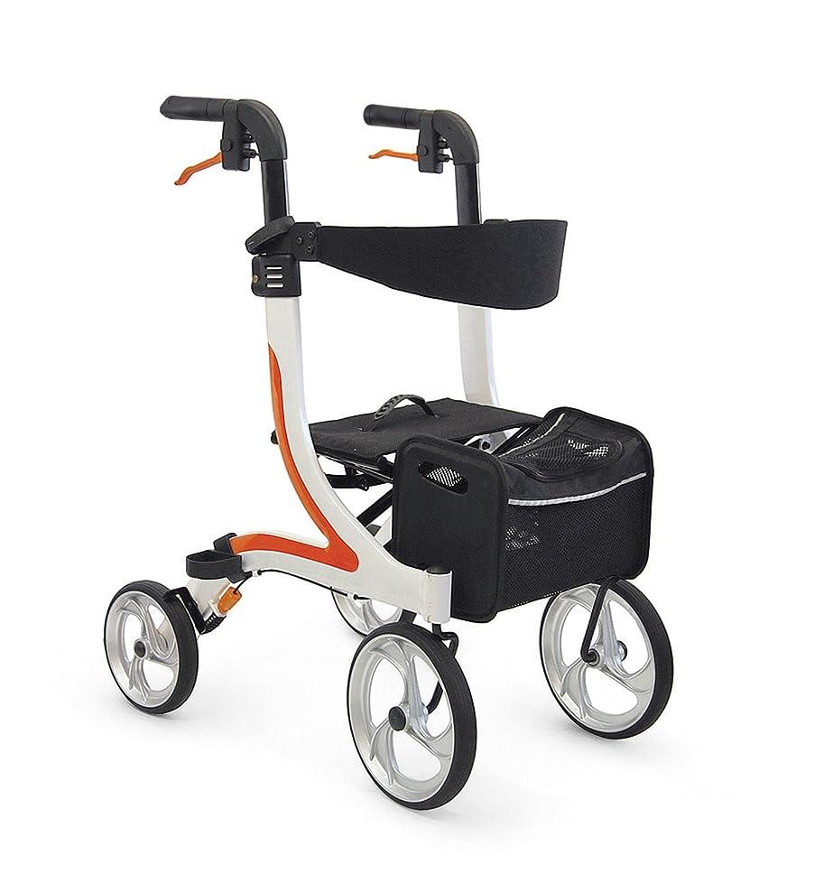 乗り出すについて劇場ケアテックジャパン 自走式 アルミ製 折りたたみ 車椅子 ハピネス ワインレッド CA-10SU