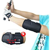 Golf Training Aids Elbow Correction Straight Practice Golf Swing Tempo Trainer