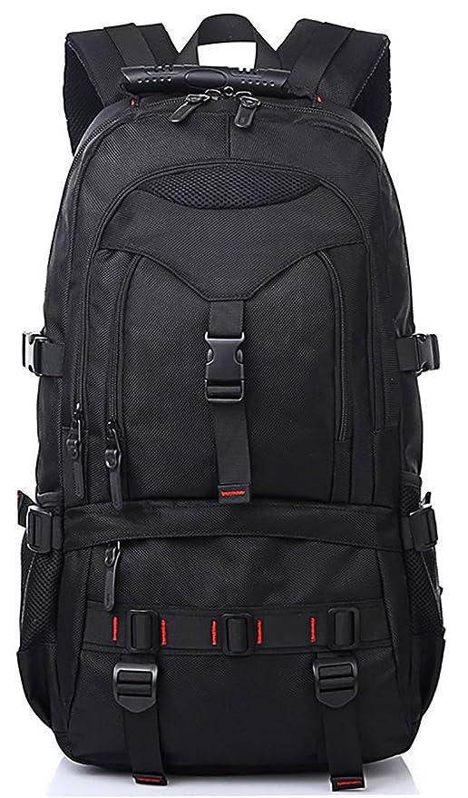 afcceedf8a Amazon.com  KAKA Laptop Backpack Computer Bag Travel Backpack Hiking Bag  Camping Bag Weekend Bag Travel Backpack School Bag College Bag Book Bag  Satchel ...