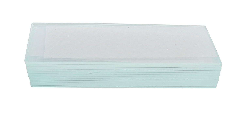 Bundle of 360 American Educational Glass Plain Microscope Slide 76.2mm Length 25.4mm Width 1-1.2mm Thick