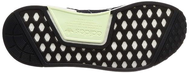 adidas NMD R1 Primeknit Grün Marble BB7996
