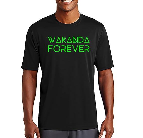 96059f80   Wakanda Forever Shirt - Black History Month Tee - Black Panther T-Shirt