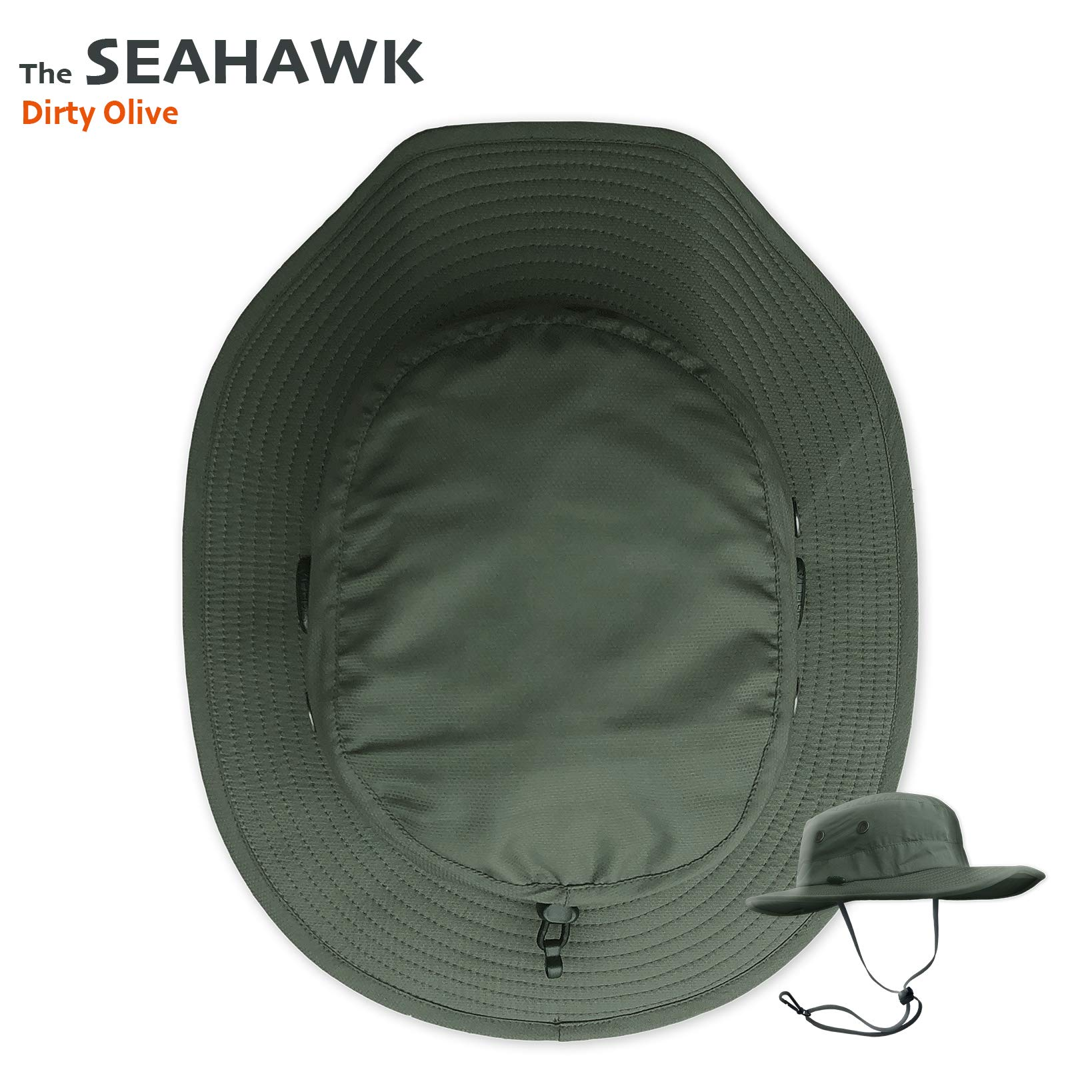 Seahawk (S/M, Dirty Olive) by Shelta (Image #2)