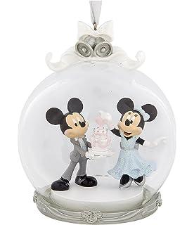Disney Mickey /& Minnie Mouse Holiday Ornament California Adventure 400009593600