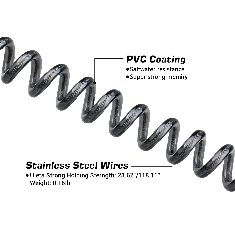 Amazon.com: sanlike pesca cordón herramienta de pesca cordón ...
