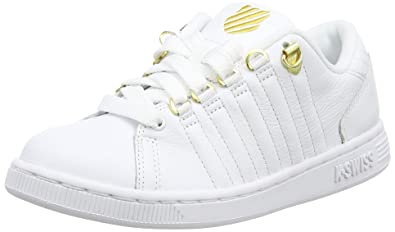 KSwiss Womens Lozan III 50TH LowTop Sneakers White White
