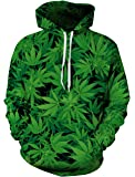 Goodstoworld Unisex 3D Graphic Printed Funny Cool Awesome Drawstring Pullover Hoodie Sweatshirt Women Men