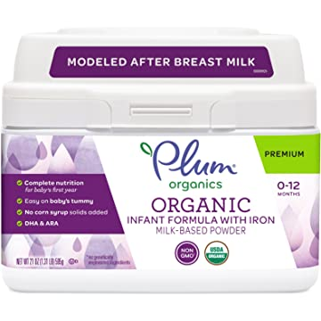 top best Plum Organics Grow Well