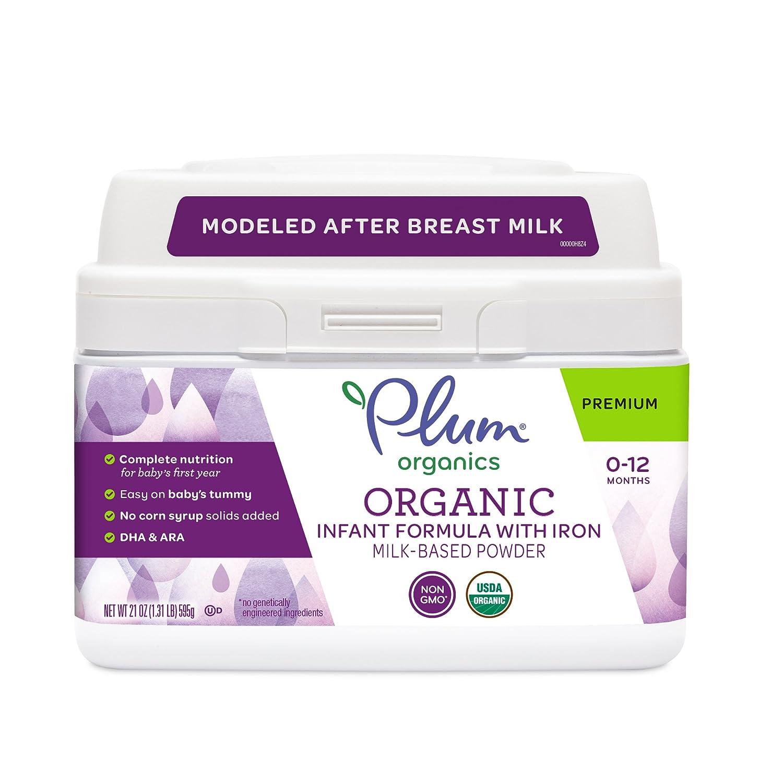 Best Organic Baby Formula 3