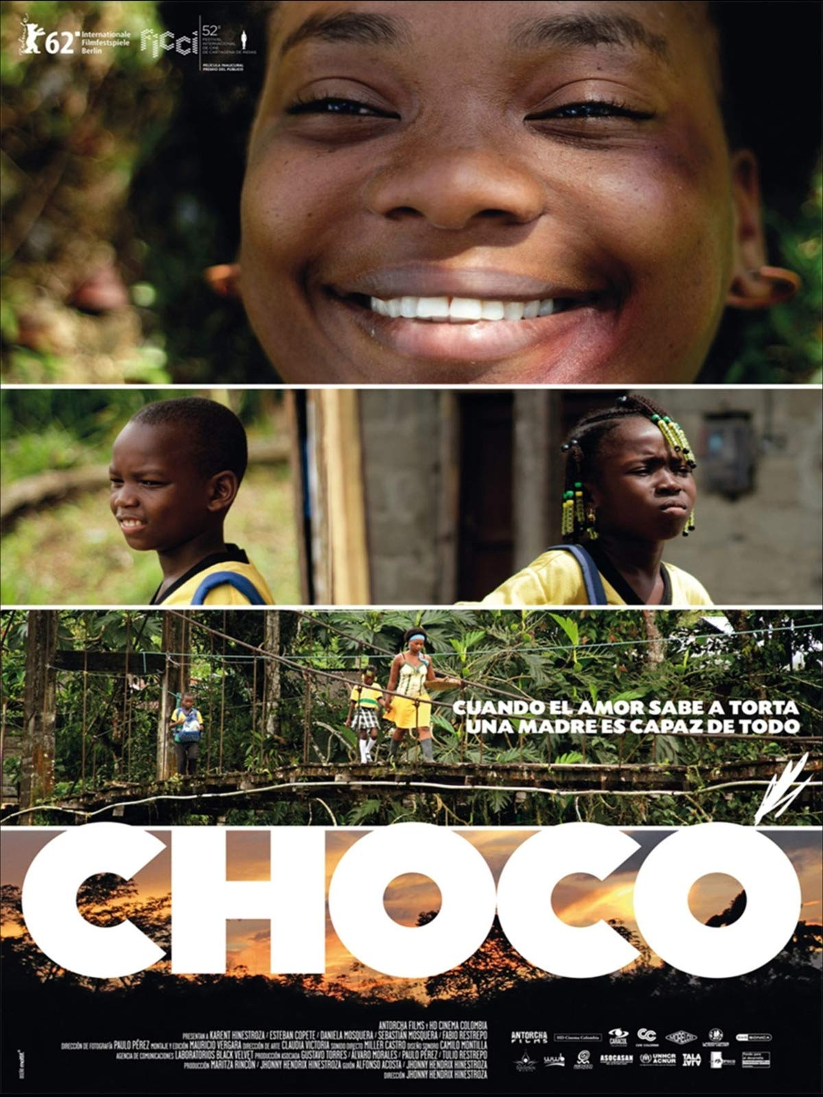 Choco on Amazon Prime Video UK