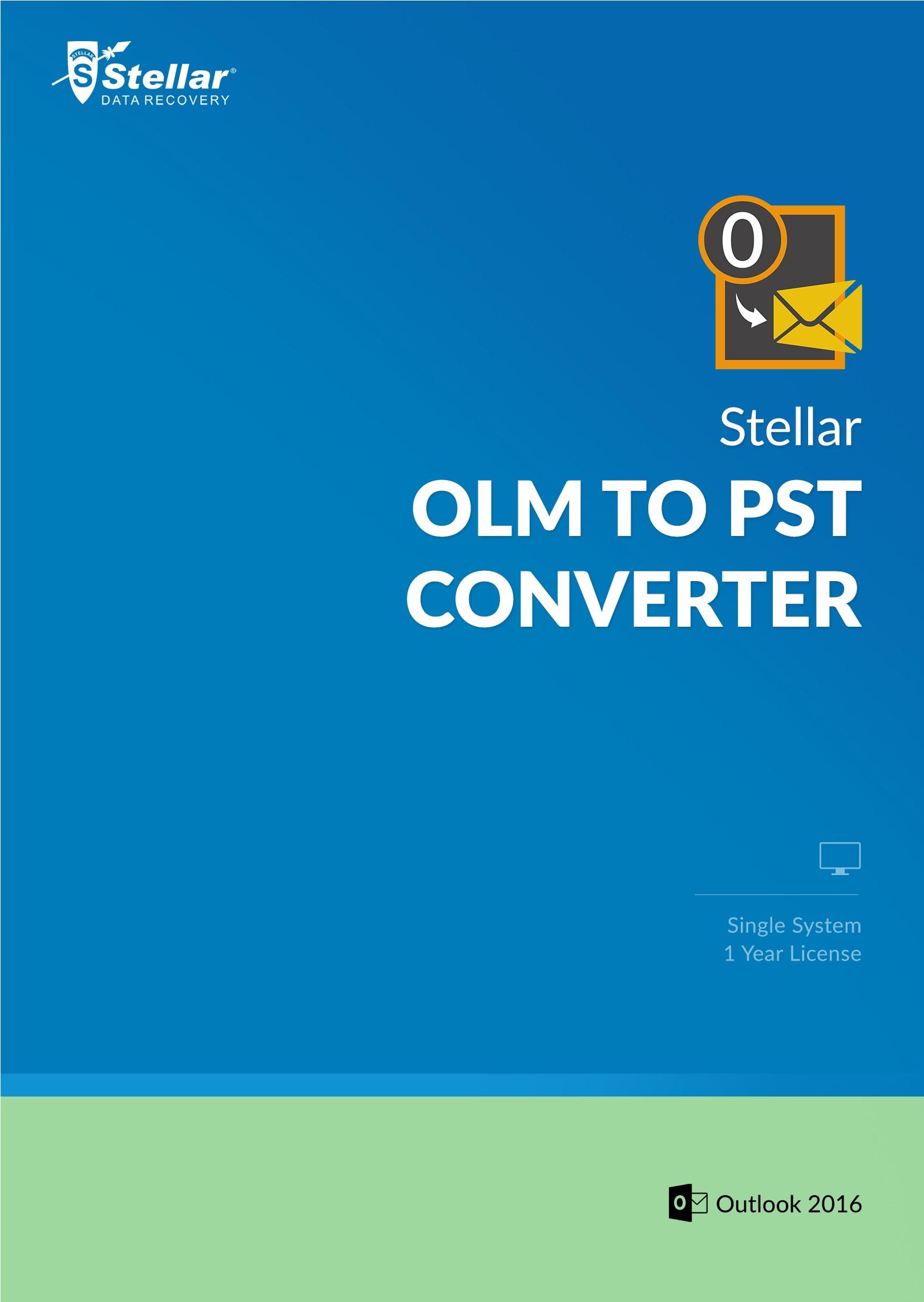 Stellar OLM to PST Converter [Download]