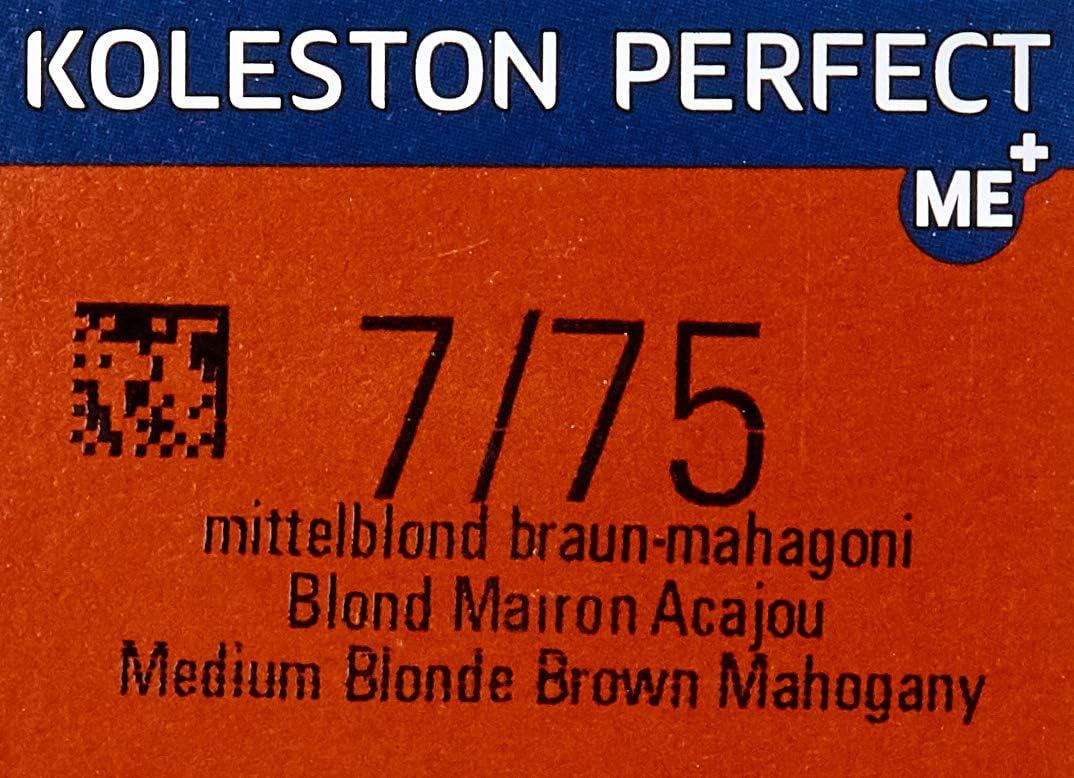 Wella Koleston Perfect Deep Brown - Tinte para el pelo, 60 ml ...