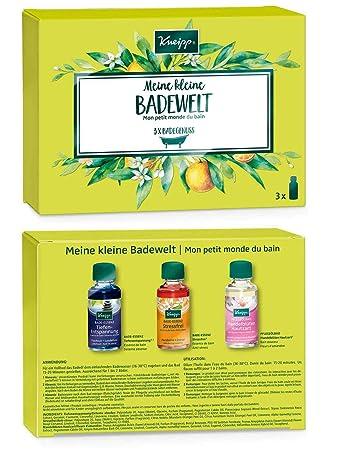 Kneipp Baden Geschenkpackung Meine Kleine Badewelt 4er Pack X 3 X 20ml