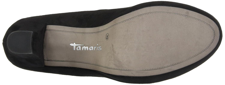 Tamaris Pumps Damen 22470 Pumps Tamaris Schwarz (schwarz) e90c6c