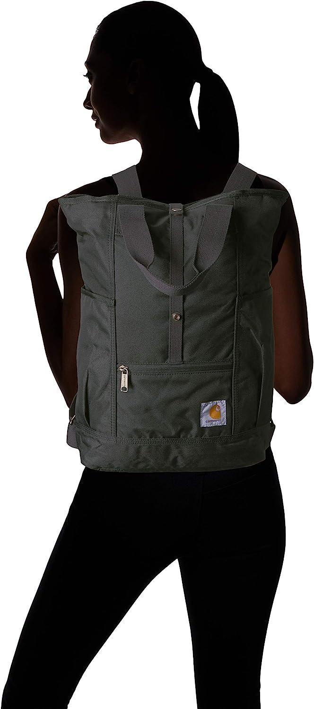 Negro Carhartt legado h/íbrido para mujer Convertible mochila bolso 13790102