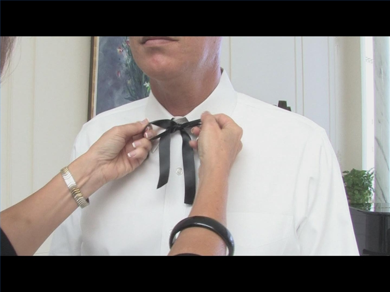 e39a33382 How to Tie Western Bow Ties