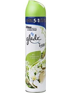 Oust Ambientador Eliminación de Olores, Frescor, 300 ml: Amazon.es ...