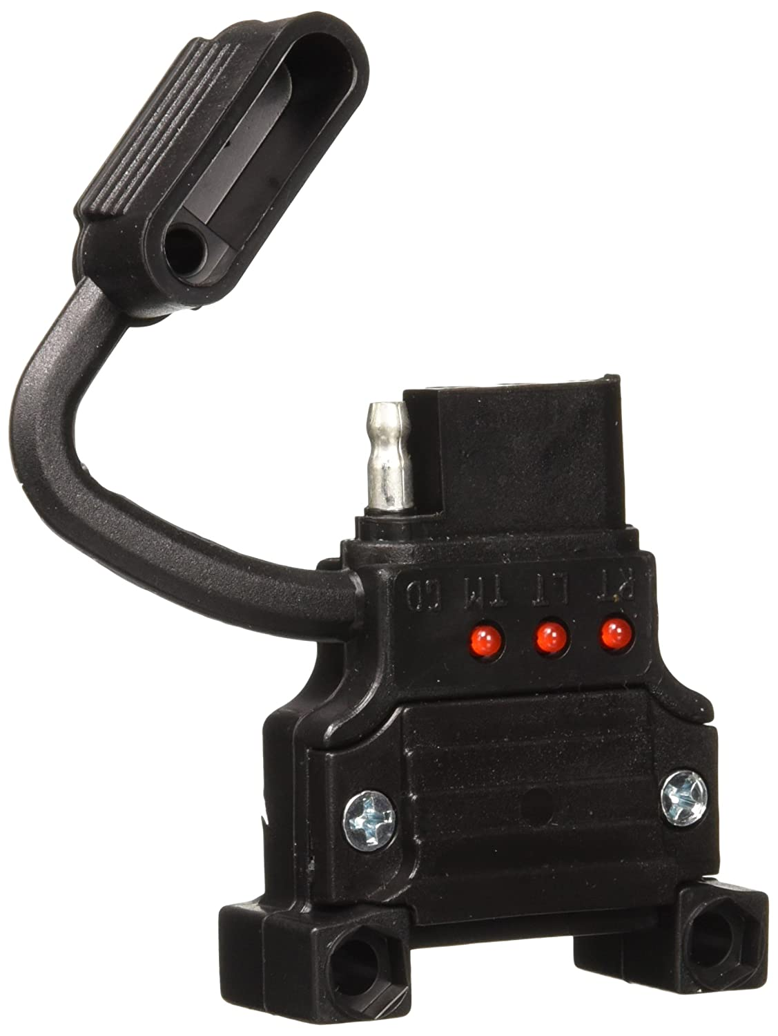 Hopkins 48190 Endurance Quick Fix Vehicle Side 4 Flat Towpower 4wire Professional 4way Includes Bothnb Ends Connector Automotive