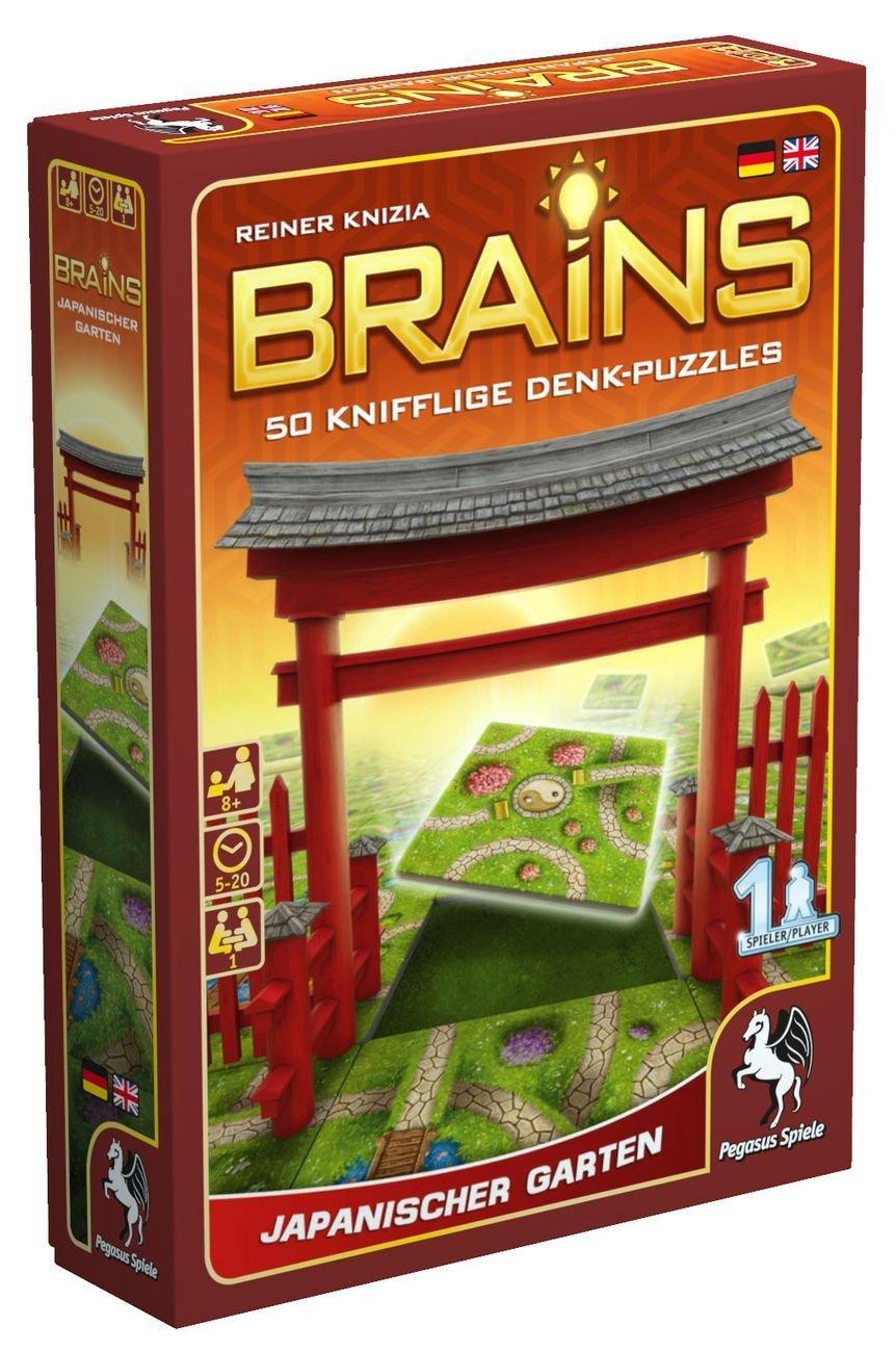 Pegasus Spiele 18130g Brains Japanischer Garten Amazonde Spielzeug