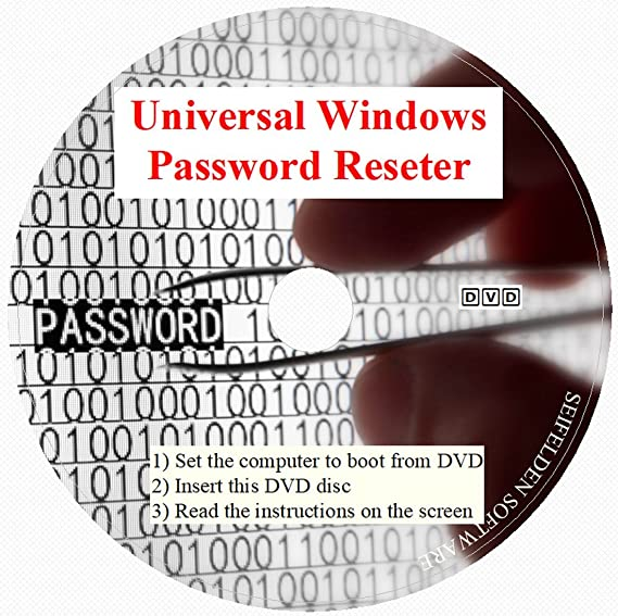 how to reset password on windows 7 asus laptop