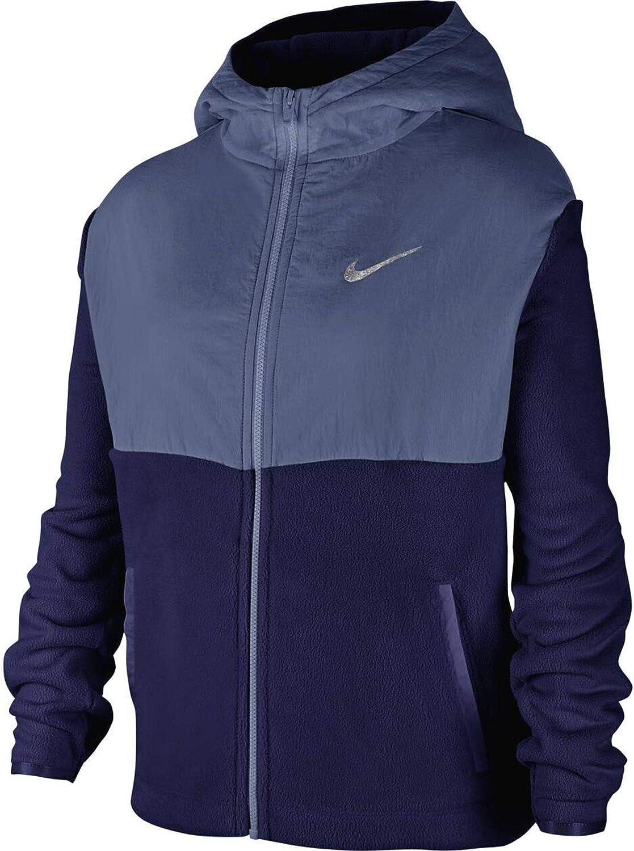 Nike Unisex Kinder Therma Full Zip Plush Hoodie