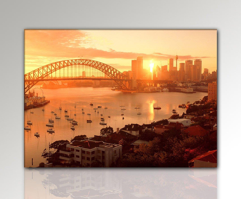 Hammer Angebot! Leinwandbild xxl billig & modern (australie_110x80cm ...