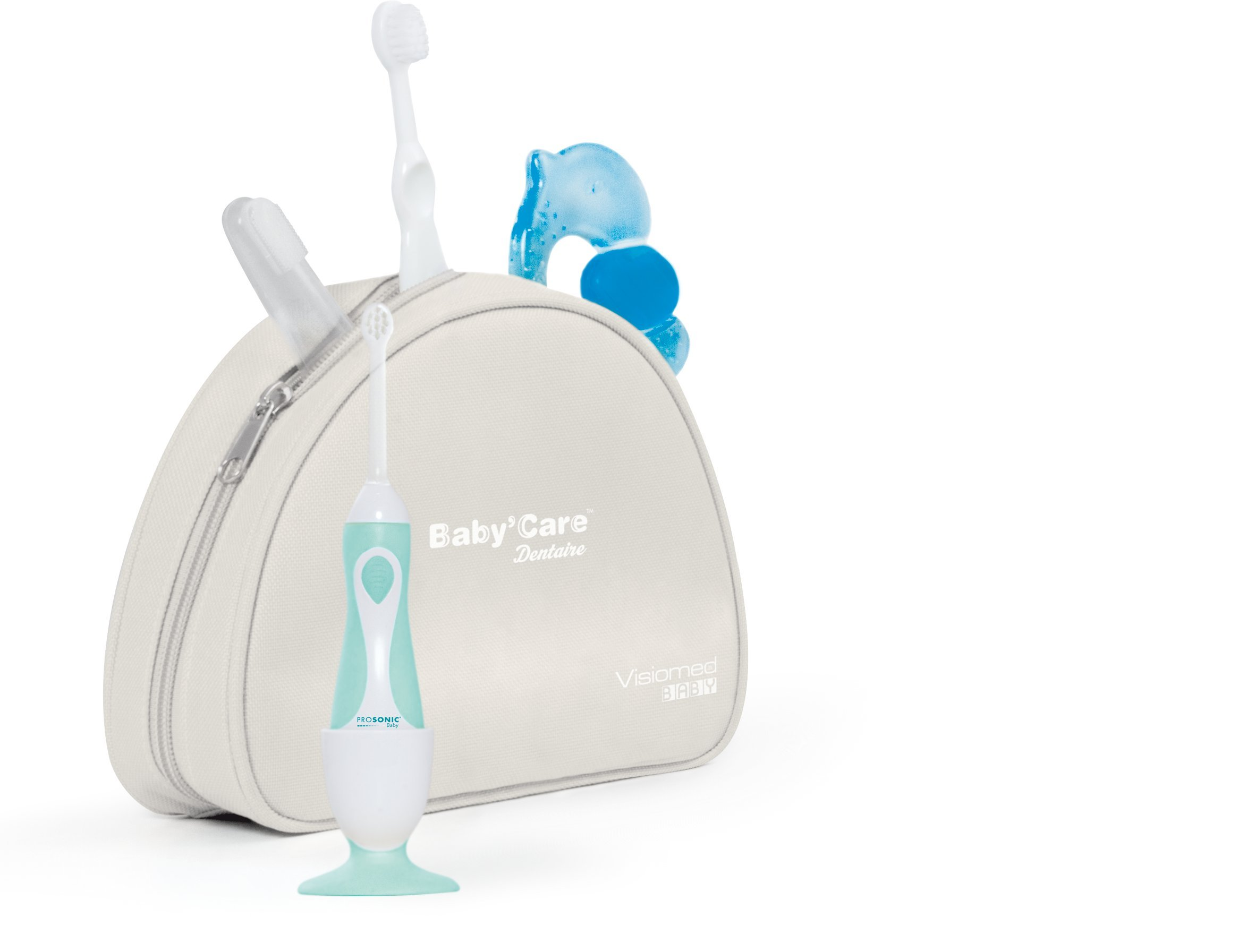 Visiomed Baby Care Dentaire Dental Care Kit
